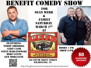 Sean Webb Benefit